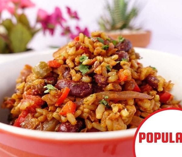 Mamacita mexican rice popular