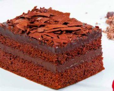Protein Stevia Cocoa Mud Slice