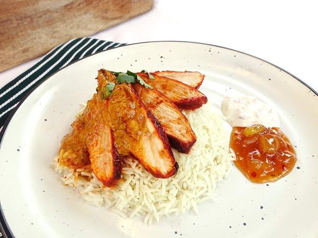 chicken raita 1
