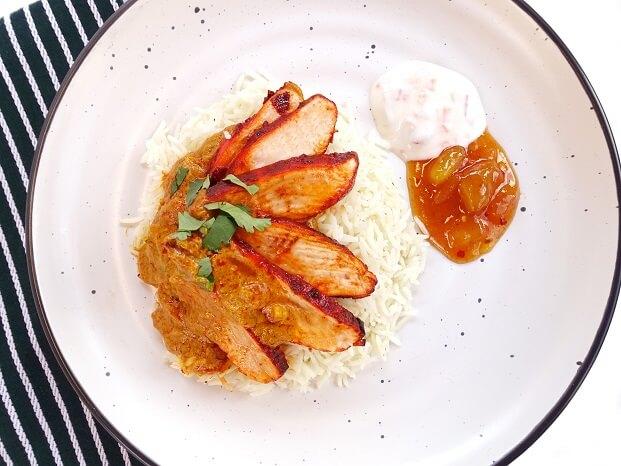chicken raita 2