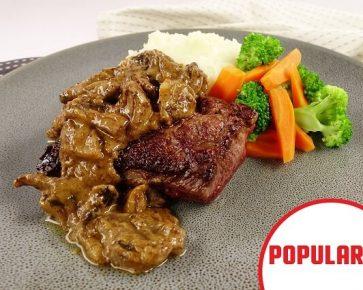 steak popular